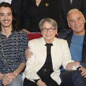 Michel Fugain : Entouré de ses proches, il rend hommage à Mimie Mathy