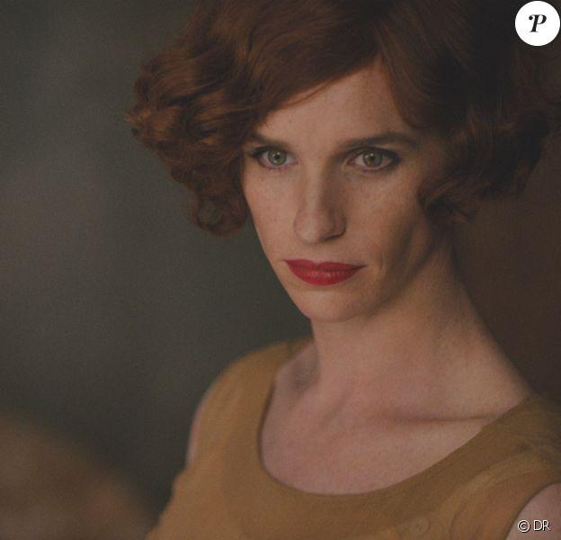 Eddie Redmayne transformé en femme dans le film The Danish Girl