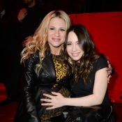 Aurora Ramazzotti, fille d'Eros, superbe avec sa mère Michelle Hunziker enceinte