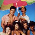 Sauvés par le gong : Photo Dustin Diamond, Elizabeth Berkley, Lark Voorhies, Mario López, Mark-Paul Gosselaar