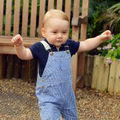 Prince George : 'Les Middleton ne me laissent jamais le voir', se plaint Charles