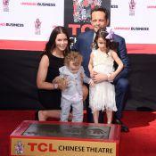 Vince Vaughn honoré devant ses deux enfants et sa femme : Un papa star au top !