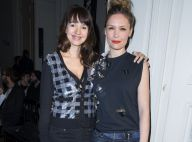 Fashion Week: Delphine McCarty et Lilou Fogli, supportrices d'Alexis Mabille