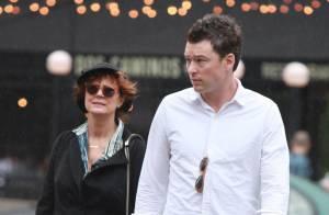 Susan Sarandon : Séparée de son amoureux Jonathan Bricklin, de 31 ans son cadet