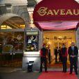 Gala de l'enfance maltraitée à la Salle Gaveau à Paris le 9 mars 2015.