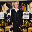 Fanny Cottençon au Gala de l'enfance maltraitée à la Salle Gaveau à Paris le 9 mars 2015.