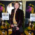 Marisa Borini (Bruni Tedeschi) au Gala de l'enfance maltraitée à la Salle Gaveau à Paris le 9 mars 2015.