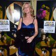 Elisa Servier au Gala de l'enfance maltraitée à la Salle Gaveau à Paris le 9 mars 2015.
