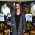 Lorie Pester au Gala de l'enfance maltraitée à la Salle Gaveau à Paris le 9 mars 2015.