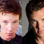 Benedict Cumberbatch, son sosie bluffant : Son jumeau ado a été découvert