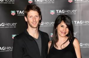 Romain Grosjean et Marion Jollès : Plongée dans l'intimée des futurs parents