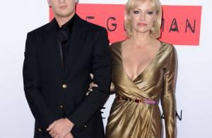 Pamela Anderson : Nouveau look pour la bombe, aux anges avec son fils Brandon