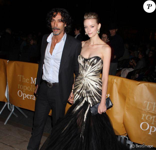 Carlos Leon - Soiree de Gala 'Metropolitan Opera Opening Night' a New York le 24 Septembre 2012
