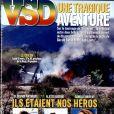 VSD, en kiosques le 12 mars 2015.