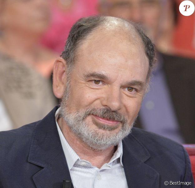 Jean-Pierre Darroussin dans le Vivement Dimanche du 9 juin 2013.