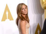 Jennifer Aniston : Crash dans le jardin de sa très luxueuse maison !