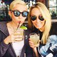 Miley Cyrus a ajouté une photo à son compte Instagram, le 16 mars 2015