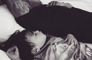 Booba papa comblé : ''OKLM'' avec sa petite Luna, sa nouvelle adorable photo