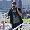 Exclusif - Gary Dourdan arrive au 71ème festival international du film de Venise, le 28 août 2014.