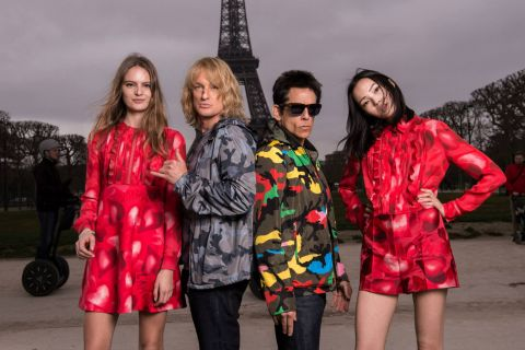 Ben Stiller et Owen Wilson à Paris : Délirants et tellement fashion