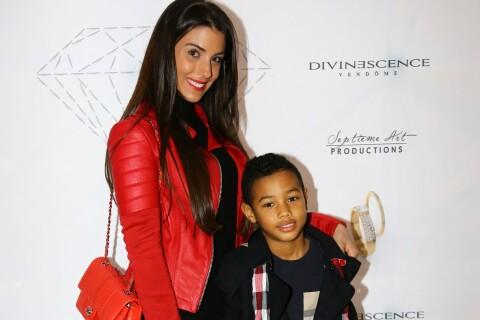 Ludivine Sagna : Sublime maman pour une soirée diamant avec Saïda Jawad