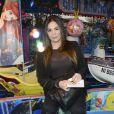 Lola Dewaere à la soirée d'ouverture de la Foire du Trône, organisée au profit du Secours populaire à Paris le 27 mars 2015.