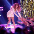 Jennifer Lopez lors des 28ème Nickelodeon Kids Choice Awards au Forum de Los Angeles, le 28 mars 2015