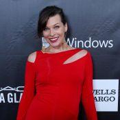 Milla Jovovich, maman fière, dévoile la première photo de son bébé