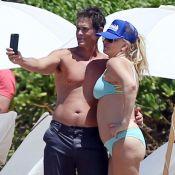 Rob Lowe en vacances avec sa femme Sheryl : L'amour comme au premier jour