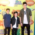 "Brooklyn Beckham - People à la soirée ""Nickelodeon's 28th Annual Kids' Choice Awards"" à Inglewood, le 28 mars 2015"