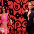 Leila Ben Khalifa ( Secret Story 8 ) dans la version libanaise de  Danse avec les stars . Gravement blessée, la jeune femme a fondu en larmes. Courageuse elle a tout de même dansé mais voit les possibilités de victoire s'éloigner. Le 5 avril 2015.