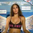 Somayeh dans le dernier épisode des  Anges 7  sur NRJ12. Le 16 mars 2015.