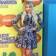 "Meghan Trainor - People à la soirée ""Nickelodeon's 28th Annual Kids' Choice Awards"" à Inglewood, le 28 mars 2015"