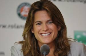 Amélie Mauresmo enceinte : L'ex-star du tennis attend son premier enfant