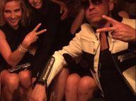Paul Walker: Sa fille Meadow tout sourire aux côtés de Vin Diesel et Elsa Pataky