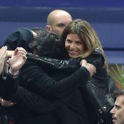 Michael Youn avec Isabelle Funaro et son fils : Extase devant le PSG victorieux