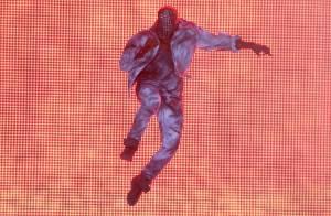 Kanye West, survolté : Concert surprise et bain de foule, Kim Kardashian ébahie