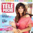 Magazine  Télé Poche  en kiosques le 13 avril 2015.