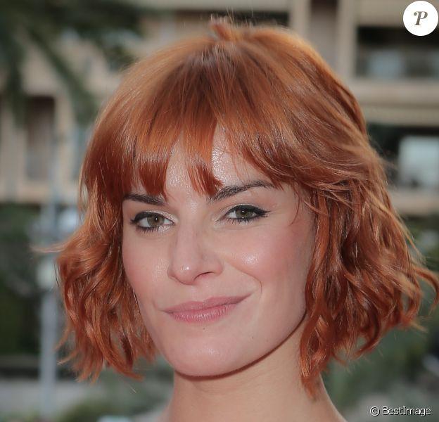 """Fauve Hautot - L'équipe de TF1 de """"Danse avec les Stars"""" donnent un show lors du 54e Festival de Télévision de Monte-Carlo, le 8 juin 2014."""