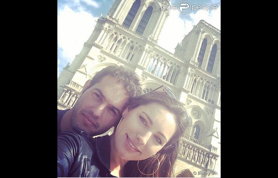 Kelly brook en vacances paris avec son nouvel amoureux jeremy parisis sur - Vacances paris avril ...