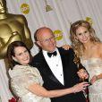 Sally Bell, Kim Ledger et Kate Ledger lors des Oscars 2009