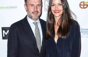 David Arquette et Christina McLarty : Première photo des jeunes mariés, hilares