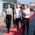 La princesse Mary de Danemark lors du 10e anniversaire de la Maternity Foundation, dont elle est la marraine, le 22 avril 2015