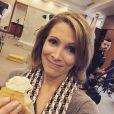 Shannon Miller, photo issue de son compte Instagram et publiée le 10 mars 2013