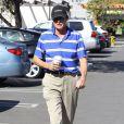 Exclusif - Bruce Jenner se promène dans les rues de Westlake Village, le 8 mars 2015.