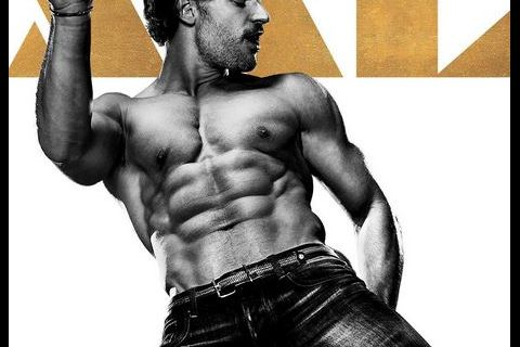 Magic Mike XXL : Joe Manganiello, le chéri de Sofia Vergara, expose ses abdos