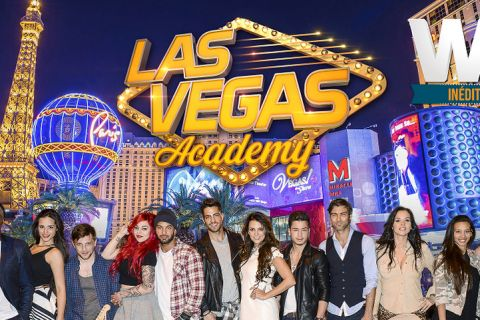 Las Vegas Academy (W9) : Les premières images d'Houcine et Douchka révélées