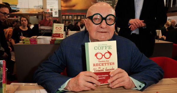 Jean pierre coffe lors de la 33e dition du salon du livre - Salon du livre porte de versailles 2015 ...