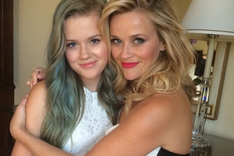 Reese Witherspoon : A 15 ans, sa fille Ava est quasiment sa copie conforme !