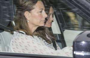 Princesse Charlotte de Cambridge : Ruée à Kensington et départ au grand air !